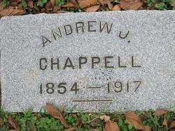 Andrew Jackson Chappell