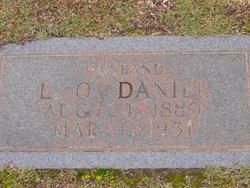 Lovick O. Daniel