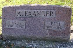 Edith <i>Gamble</i> Alexander