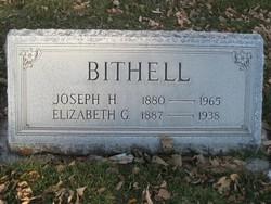 Mrs Elizabeth G <i>Mackie</i> Bithell