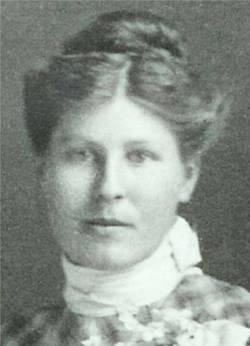 Karlina Florentine Caroline <i>Braun</i> Schwanke Harthun