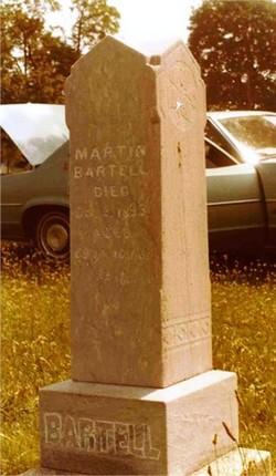 Martin Bartell