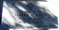 Harry Cormick Exby, Jr