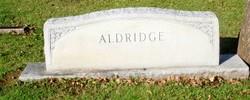 Frank Mabine Aldridge, Sr