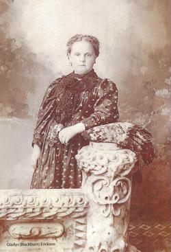 Gladys Edna <i>Blackburn</i> Erickson