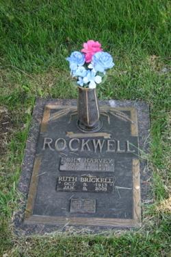 Ruth Arlene <i>Brickell</i> Rockwell