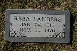 Reba Faye <i>Howell</i> Sanders