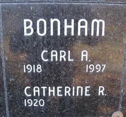 Carl Austin Bonham