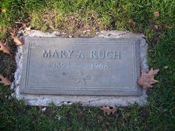 Mary Agnes <i>Desmond</i> Ruch