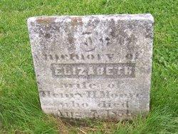 Elizabeth <i>Minkler</i> Moore