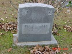 Elizabeth M. Bettie <i>Christopher</i> Hodges