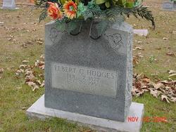 Elbert Conway Hodges, Sr