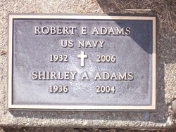Shirley A Adams