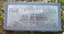 Ellie May <i>Crossley</i> Brann