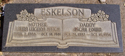 Oscar Edwin Eskelson
