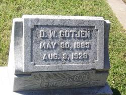 D.W. Gotjen