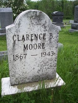 Clarence B Moore