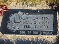 Lola Eaton