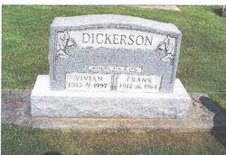 Vivian <i>Defries</i> Dickerson