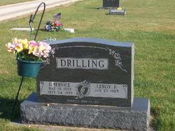 Izora Bernice <i>Dubree</i> Drilling