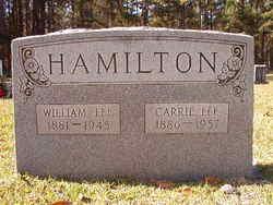 Carrie Lee Hamilton