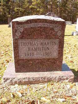 Thomas Martin Hamilton