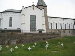 Abbey of Gethsemani Trappist Cemetery