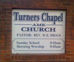 Turners Chapel AME Church Cemetery