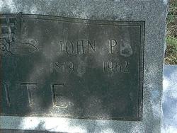 John Presley White