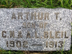 Arthur T Bleil