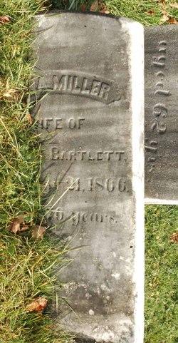 Anna <i>Miller</i> Bartlett
