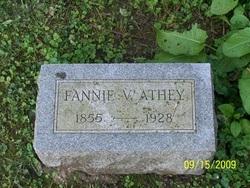 Fannie V. Athey