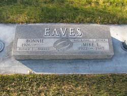 Melvin Leonard Mike Eaves
