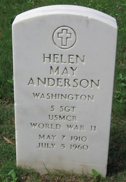 Helen May Anderson