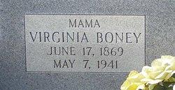 Cora Virginia Jennie <i>Boney</i> Buckalew