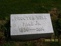 Proctor <i>Hull</i> Page, Jr