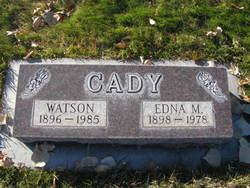 Edna May Cady