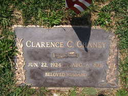 Clarence C Chaney