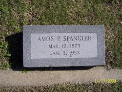 Amos Parr Spangler