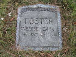 Ambrose Foster