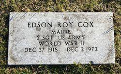 Edson Roy JR Cox