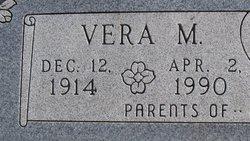 Vera Mae <i>Puckett</i> Martin