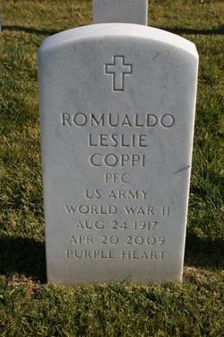 Romualdo Leslie Coppi