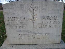 Anna Mary <i>Webb</i> Stevens