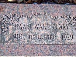 Hazel Mae <i>Wade</i> Flory