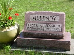 Jessie M. <i>Hantz</i> Melendy