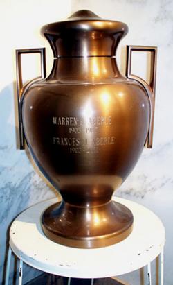 Frances Anna Elizabeth <i>Didon</i> Aberle