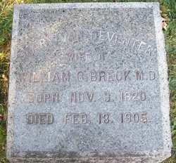 Mary <i>Van Deventer</i> Breck