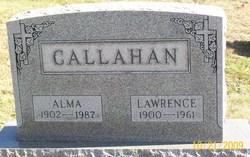 Alma <i>Pepin</i> Callahan