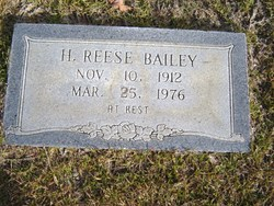 Henry Reese Bailey